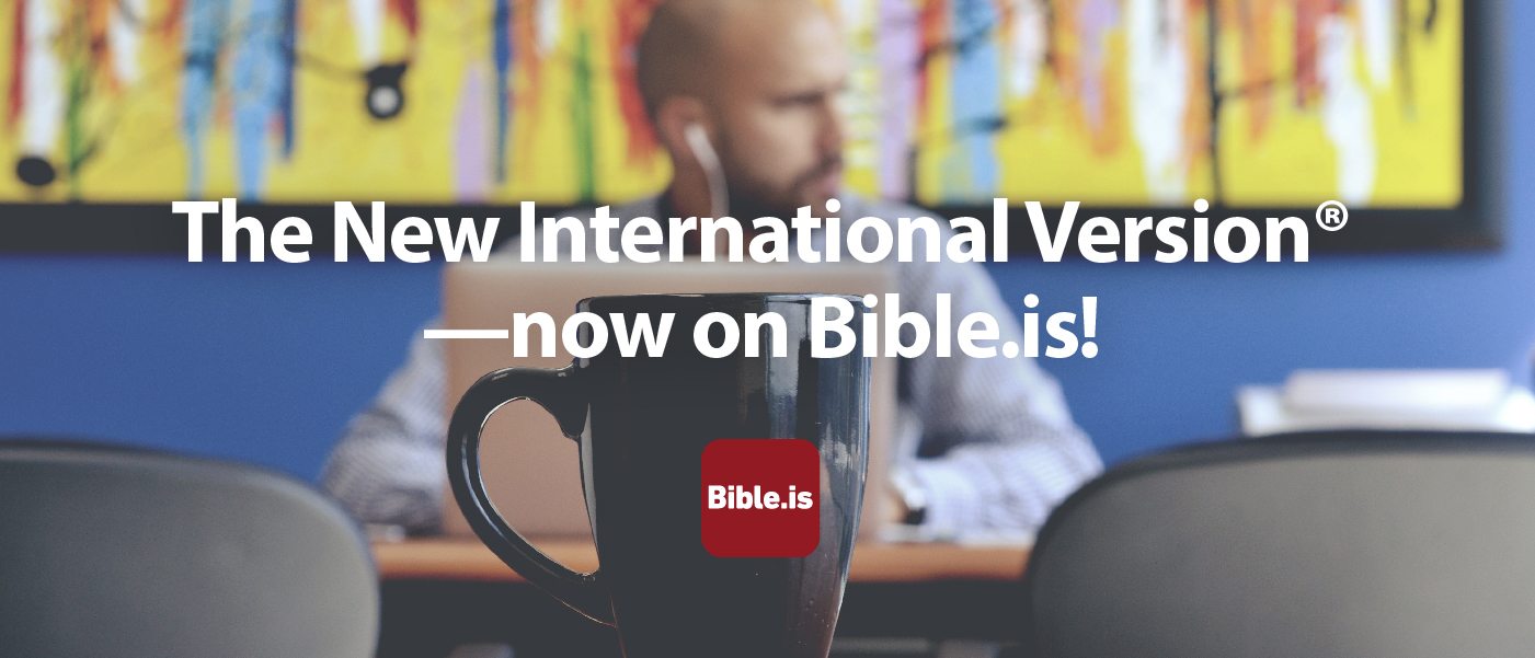 Welcome Back, 1984 version of the NIV!