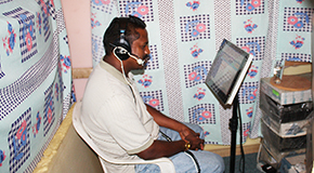 Bible Recordings from the Field