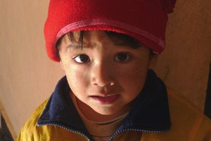 Audio Bible Listener, Child - Mexico, Americas