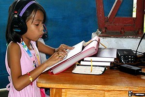 Audio Bible Listener, Child - Asia/Pacific
