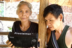 Audio Bible Listeners, Women - Asia/Pacific
