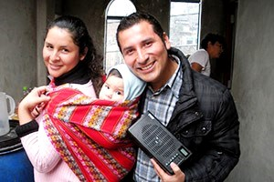 Audio Bible Listeners, Family - Eurasia/Middle East