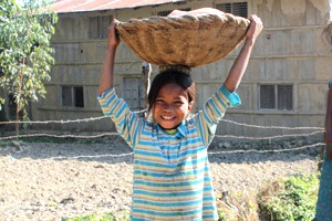 Audio Bible Listener, Child - South Asia
