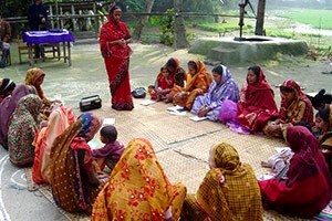 Audio Bible Listening Group - South Asia